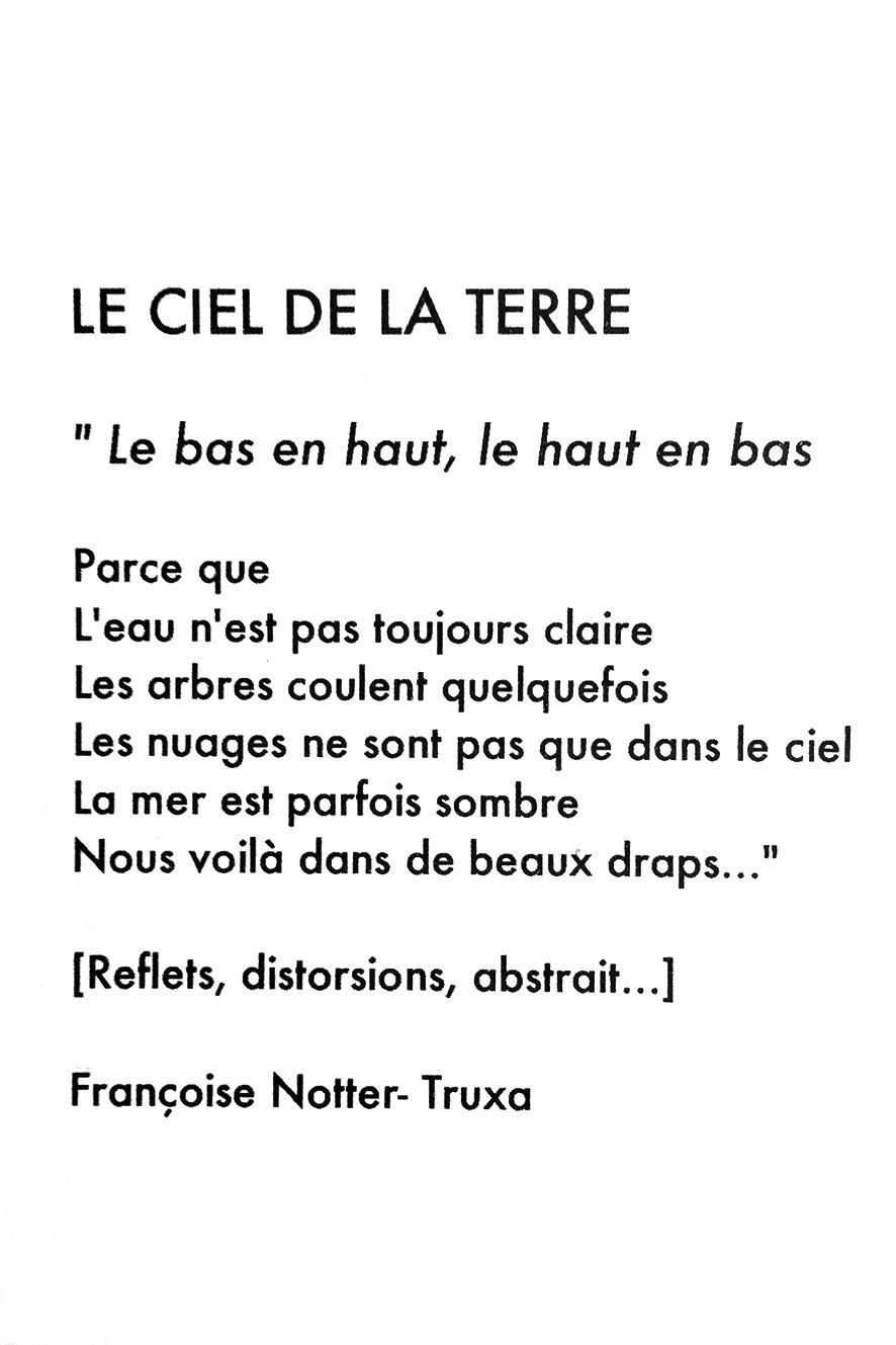 cartel Francoise